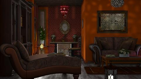 M_Two_Tone - Living room - by milyca8