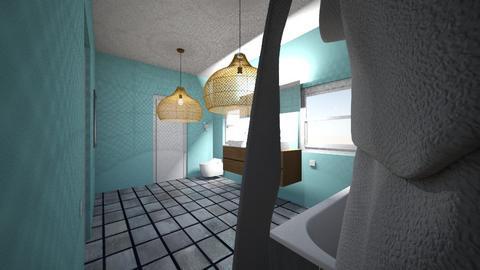 Dream house - Bathroom  - by PaitynBauer
