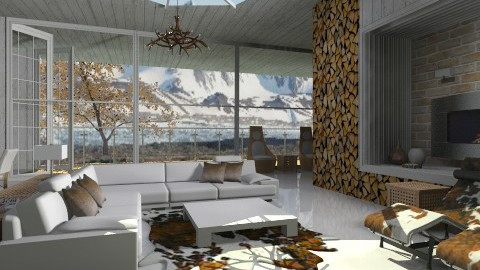 finnish house - by Vita17