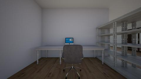 Mis Zimmer - Bedroom - by Nico Spingler