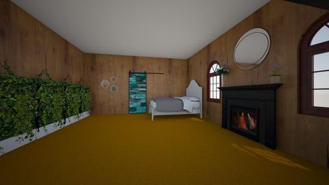Bedroom - Modern - Bedroom  - by bigA2