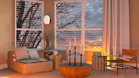 Three Armchairs - Living room  - by seth96