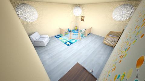 baby room - Kids room  - by Surfer girl teen rock23