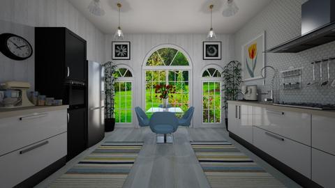Marlena - Kitchen - by VeroDale