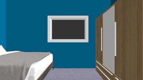 mi habitacion - Rustic - by manycurl
