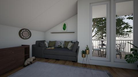 Bedroom - Bedroom  - by ErikaM08