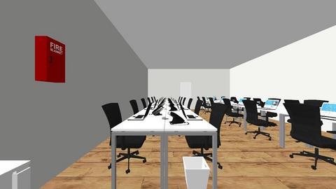 pracownia - Office  - by Monniasza