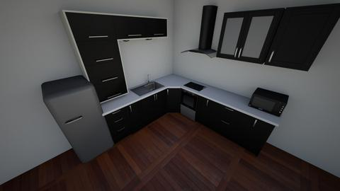 Konyha - Modern - Kitchen  - by Hirmann Tibor