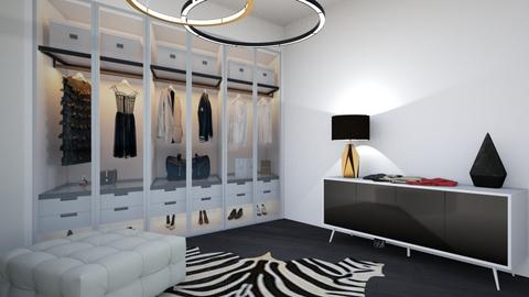 Calomfirescu Etaj_13 - Living room  - by AnnemarieP