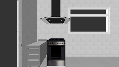 cozinha - Kitchen  - by julianaleitaodutr