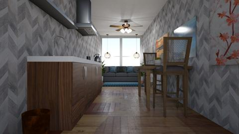 Container home - Classic - by WibbleWobble