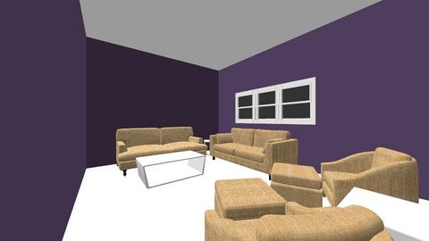 sample living room - Living room  - by barrylove