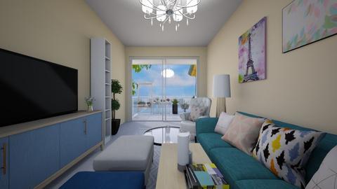 living - Living room  - by O C E A N