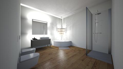 my bathroom - Bathroom  - by karl1