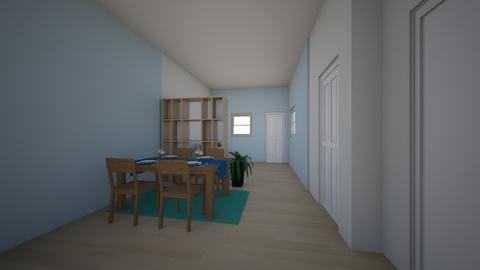 first floor - Modern - Living room  - by iancarlg