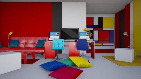 B room - Modern - by popovicsonja