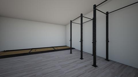 gym room - Feminine - by kendrat961
