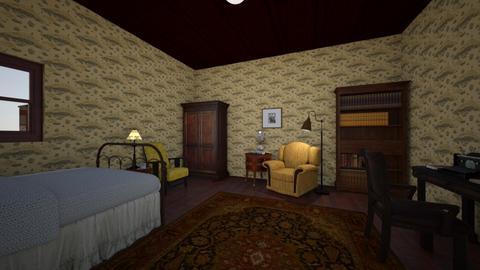 preston - Vintage - Bedroom  - by PeculiarLeah
