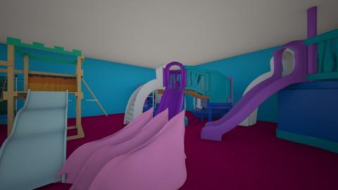 play room - Vintage - by Noreena houses