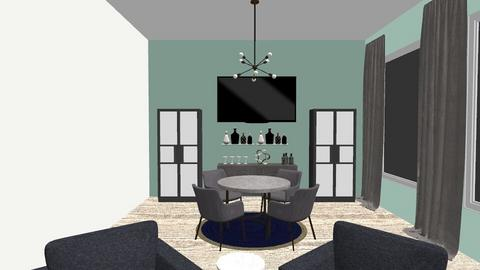 Living Room 1 - Living room  - by vistabart