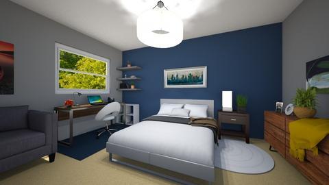room1 - Bedroom  - by MasonSumi12