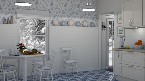 Kitchen Vignette 2 - Kitchen  - by GraceKathryn