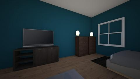Malachi Bedroom - Bedroom  - by malachilewis0617