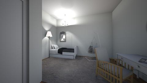 dream bed room - Bedroom  - by uni1234corn