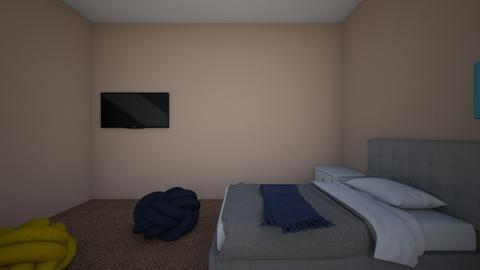 Josie Dorm Room - Office  - by josierhoward