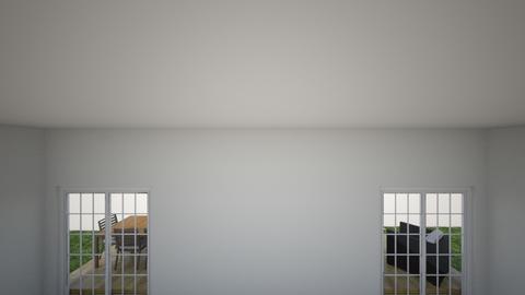 My House - Retro - Office  - by Martha Kelly