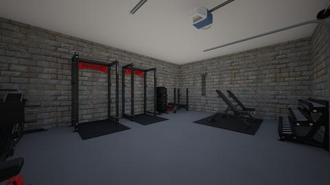 Garage gym 2 - by rogue_47971a5d115d7a6a3e1860bc13794