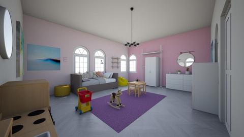 Toddlers room - Kids room  - by Chayjerad