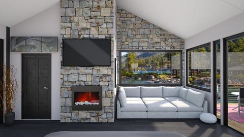 AV Guest Room View 2 - Bedroom  - by Amyz625
