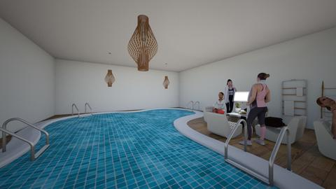 pool - by ReadMoreBooks