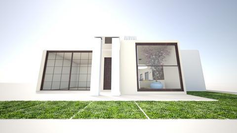 Projeto Geys Mattos - Eclectic - Living room  - by geysmattos