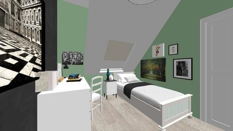droomkamer - Bedroom - by marije wemmers