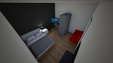 pavel - Modern - Bedroom  - by safi333