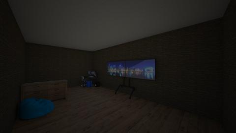 Alexander M - Bedroom  - by myraa270