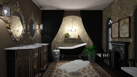 Victorian Bath - by sarah4368