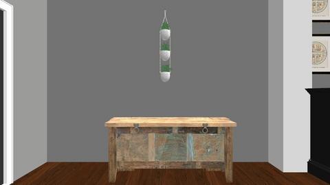 Balance Practice - Living room - by CallieFreeman2203