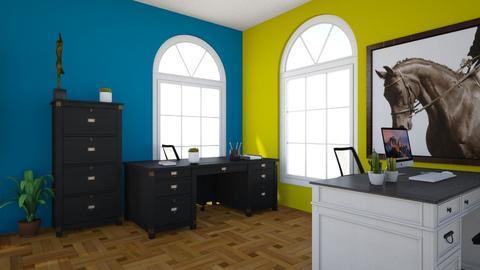 CE seat one - Office  - by Bwogyi