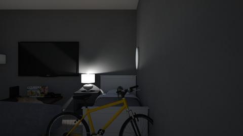 alaa - Eclectic - Bedroom  - by alaadz13