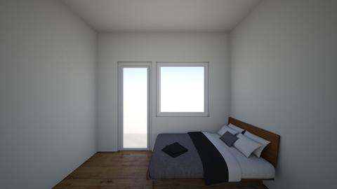 Gamer - Modern - Bedroom  - by P0W3R_Simi