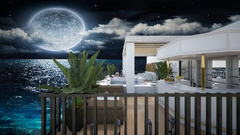 rooftop terrace split 10 - by rechnaya
