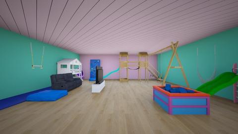 Play Room - by Akay3652