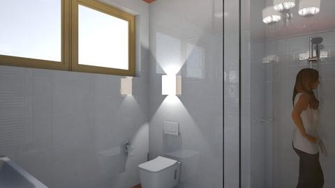 bathroom_downstairs_JT_3 - Bathroom  - by natajax