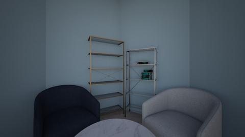 room - Modern - Bedroom  - by sidney1