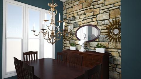 Dining Room - by mattdelgs