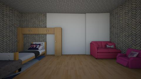 Brooke  - Kids room  - by Bahannan