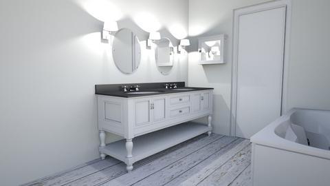Adali Radke Master Bath - Bathroom  - by JohnBenedict